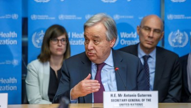 Photo of UN Secretary General said this century could be the last for humanity