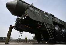 Russia has too many nuclear weapons