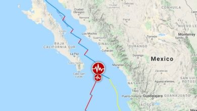 Photo of A strong M6.1 earthquake occurs off the coast of Southern California