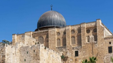 Photo of Al-Aqsa Mosque reopened
