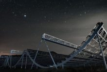 Astronomers received the most powerful radio signal from an object in our galaxy