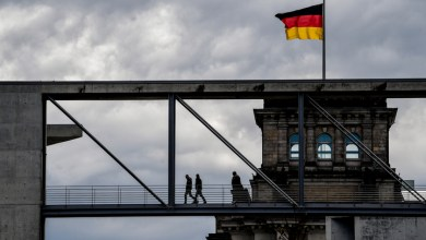 Photo of German economy will shrink by 10% in 2020