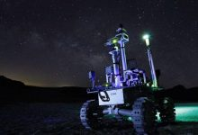 Photo of Laser rover will explore the dark craters on the moon