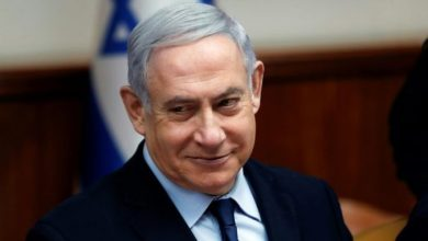 Photo of Netanyahu War vs. Khamenei on Twitter