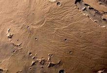 Scientists have found the perfect place for the Martian colony