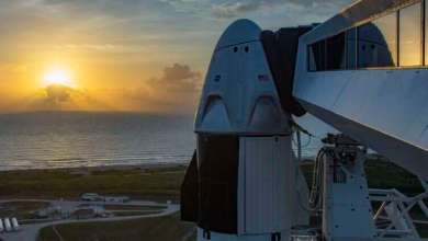 Photo of Stormy weather could prevent Dragon SpaceX from launching