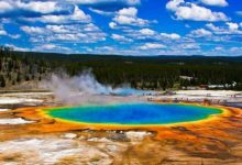 Photo of More than ten earthquakes recorded in Yellowstone in just 24 hours