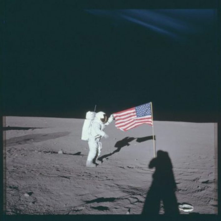 Unseen pictures of the Apollo 4