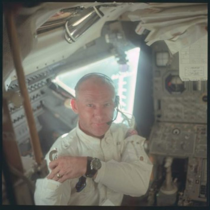 Unseen pictures of the Apollo 9