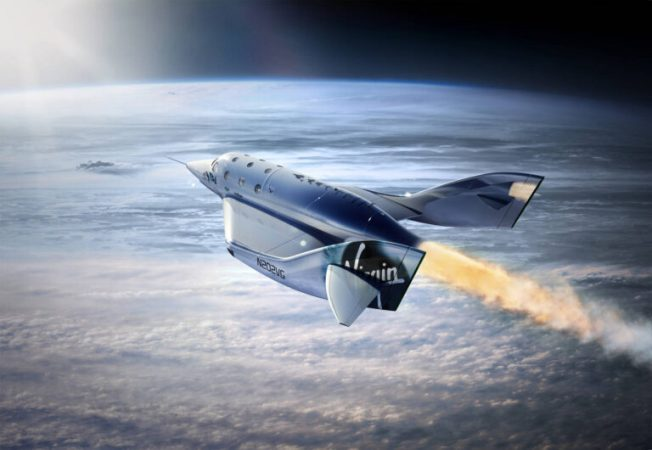 Virgin Galactic and NASA agree on flights of tourists to the ISS