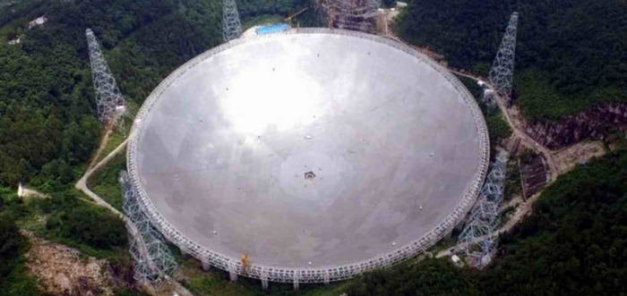 Will China reveal its first contact with aliens