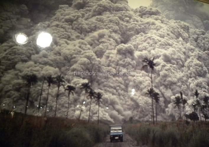 1991 eruption Mt Pinatubo