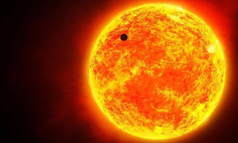 """A """"canyon of fire"""" appeared on the Sun which could become a threat to the Earth"""