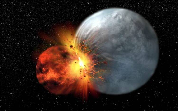 Abnormal amounts of iron on the moon indicated inaccuracies in hypotheses about its appearance