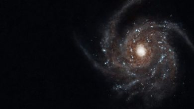Photo of Beyond the Milky Way discovered a wall of a billion light-years