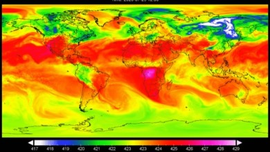 Photo of Global CO2 levels hit new millennial high in 2020