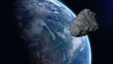 Photo of Large near-Earth asteroid discovered