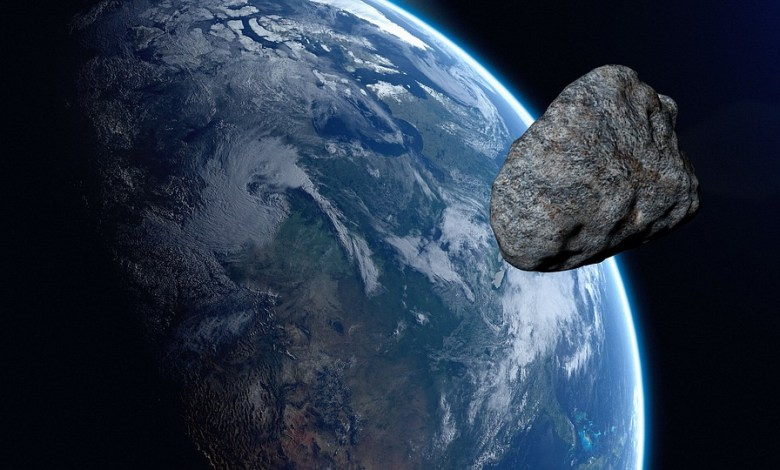 ESA Astronaut Warning Over a Million Asteroids Could Hit Earth