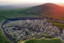 """Photo of In Siberia, the """"gateway to the underworld"""" continues to expand"""