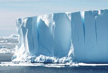 Photo of Not all icebergs are white