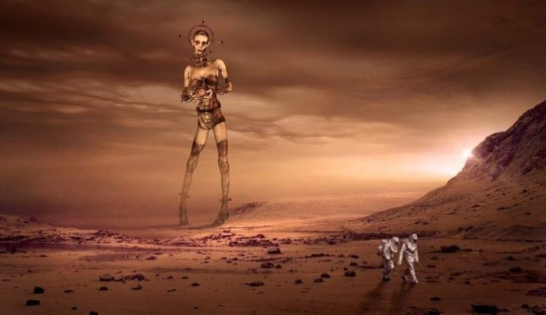 Planetologist believes that life was on Mars in the past