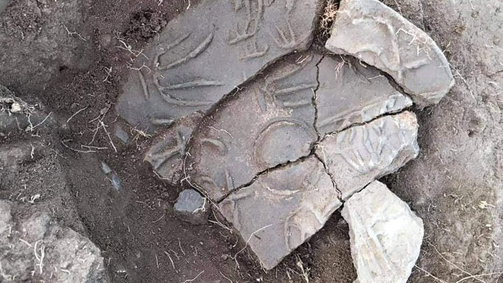 Ruins of the capital of an ancient empire discovered