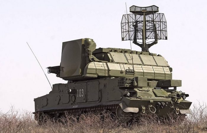 Russian microwave weapons