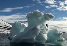 Scientist explained why ice melting is dangerous due to warming
