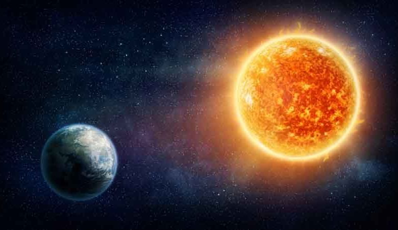 Sun has been proven to be responsible for strong earthquakes