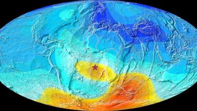 Photo of The magnetic anomaly did not arise as a result of a change in the earth's magnetic poles