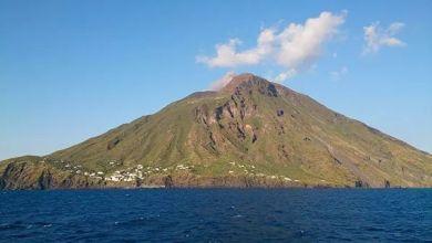 Photo of Volcano reactivated on Italian island Stromboli
