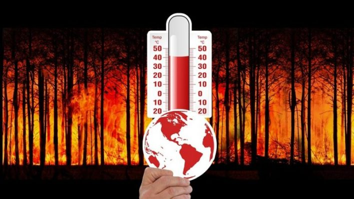 Warming is approaching which the Earth has not had for more than 3 million years