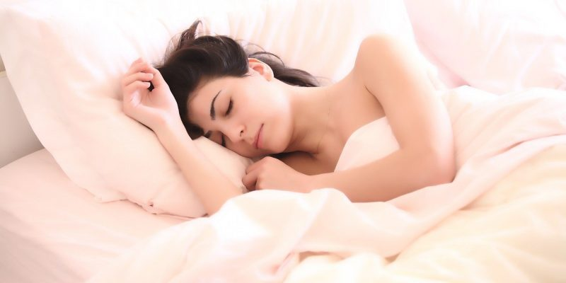Why People Should Sleep Naked Good for Health