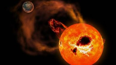 Photo of Scientists: flashes from stars can destroy life on planets