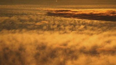 "Photo of An unusual giant ""wall"" of clouds discovered on Venus"