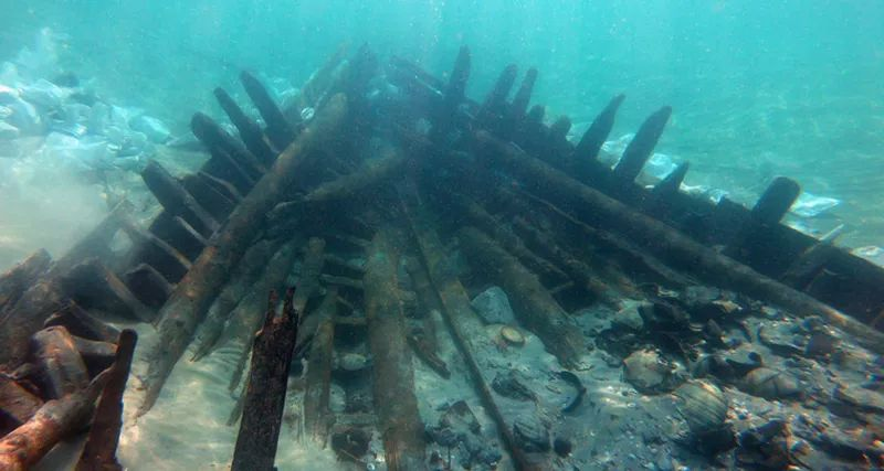 Ancient ship told scientists about the history of the Mediterranean