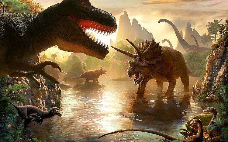 Dinosaurs descended from one common ancestor