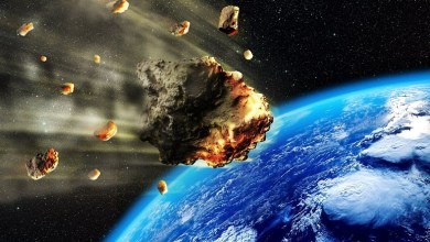Photo of Earth in ancient times was subjected to powerful bombardment from space