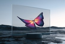 Photo of Xiaomi introduced a transparent 55-inch TV