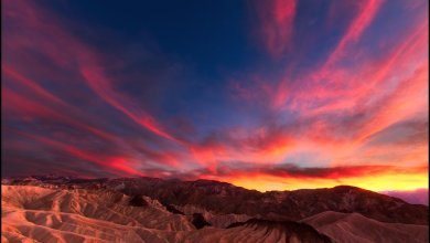 Photo of In Death Valley 54.4 ° C: This heat on the planet has not been for over 100 years