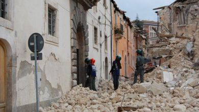 Photo of Earthquakes in Italy linked to emissions of carbon dioxide from underground sources