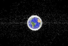 Photo of 75% of orbital debris turned out to be unknown objects