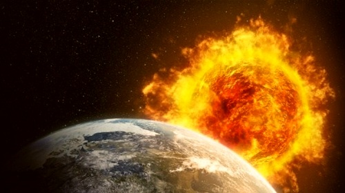 In October the Earth will be covered by a powerful geomagnetic storm