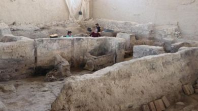 Photo of In Turkey, found a factory built 3700 years ago
