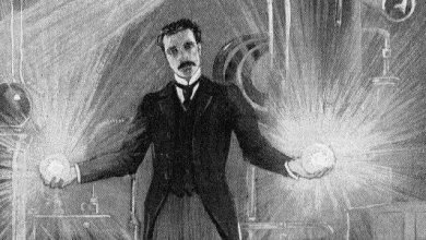Photo of Declassified FBI document says Nikola Tesla was an alien from Venus