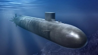 "Photo of Russian military found the ""invisible"" American submarine in a couple of hours"