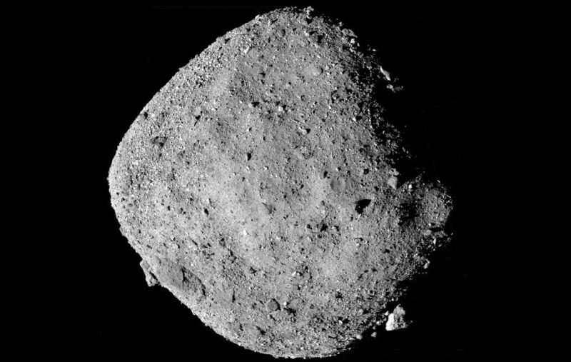 Astronomers find out when asteroid Bennu hit near earth space