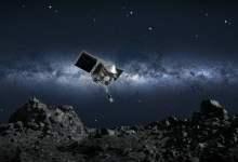 OSIRIS REx loses samples from asteroid Bennu