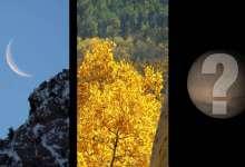 Astronomical calendar for december 2020