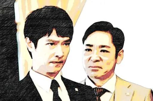 半沢と大和田のネクタイがお揃いの理由はタッグを暗示していた!